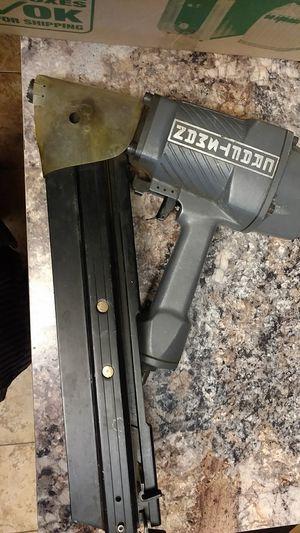 Craftsman pneumatic nail gun for Sale in Lacey, WA