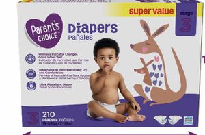 Diapers parents choice for Sale in Silver Spring, MD