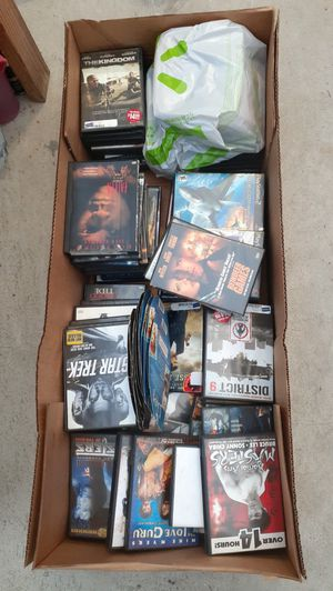 DVDS, Movies for Sale in Long Beach, CA