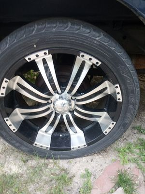 BEAUTIFUL Rims for your F150 for Sale in Houston, TX