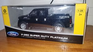 F-350 Super Duty Platinum Ford 1:28 New for Sale in Baltimore, MD