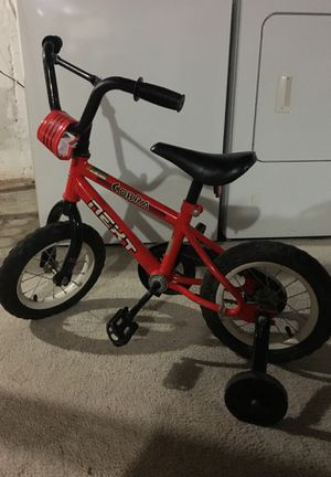 Bicycle with training wheels for Sale in Sudbury, MA