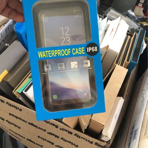 Waterproof case Samsung galaxy 5.8 for Sale in Redlands, CA