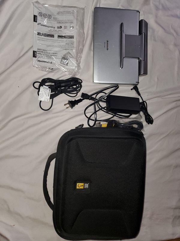 Panasonic DVD player ls91