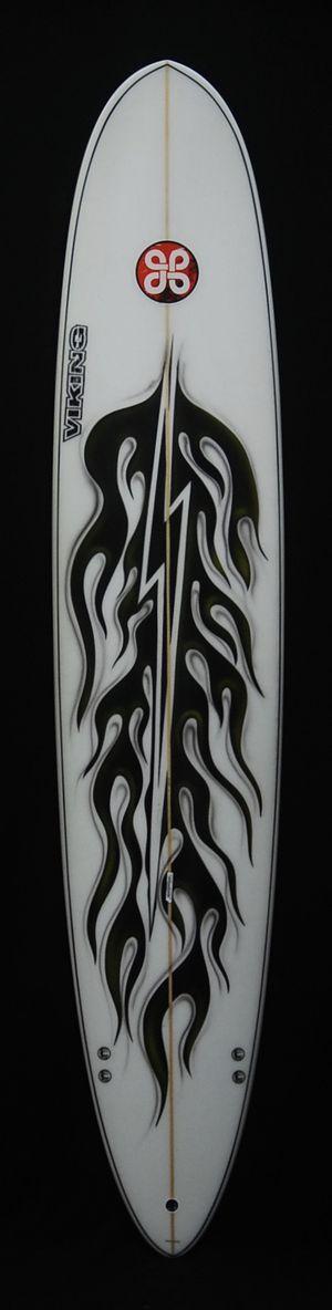 """9'3"""" Longboard Surfboard. for Sale in La Mesa, CA"""