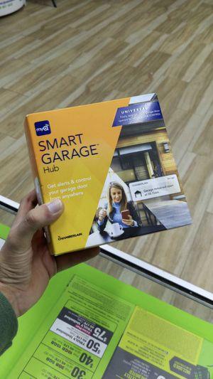 Chamberlain - MyQ Smart Garage Hub! Brand New in Box! One Year Warranty! for Sale in Arlington, TX
