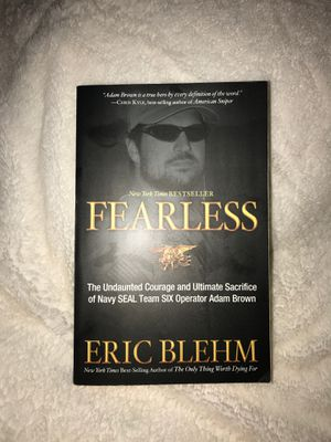 Fearless by Eric Blehm for Sale in Erie, PA