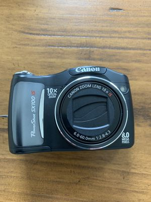 Canon Power Shot Digital Camera for Sale in Myrtle Beach, SC