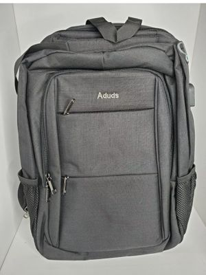 Aduds Laptop Backpack with USB Charging Port / Brand New In Package (Black) for Sale in Davie, FL