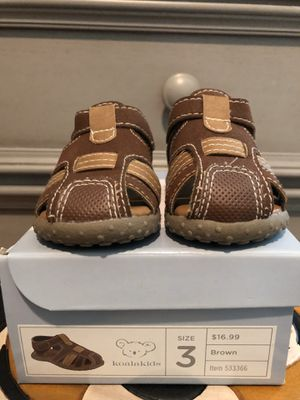 Baby sandals for Sale in Ontario, CA