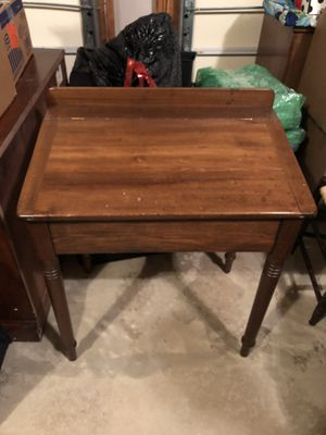 Antique desk for Sale in Haymarket, VA