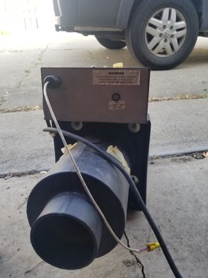 Bank drive through vaccum tube motor for Sale in Dearborn, MI