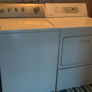 Washer & Dryer gas pair for Sale in Perris, CA