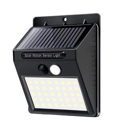 😝 $8 Brand New In Box 1 PCS Motion Lights Outdoor 40 LEDs Wireless Motion Sensor Security Lights for Sale in Malden,  MA