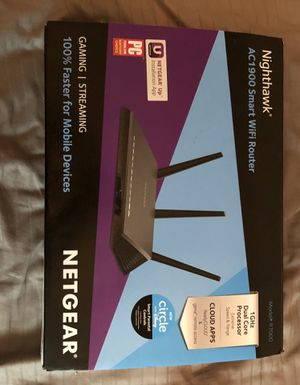 Nighthawk Gaming Router for Sale in Greenville, SC