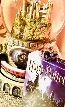 Harry Potter Limited Edition Snow Globe And Other Items for Sale in Roanoke,  VA
