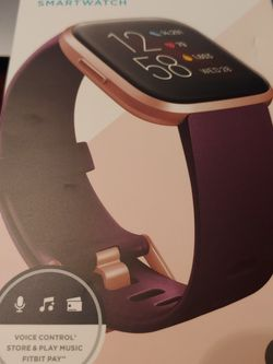 Fitbit Versa 2 - New Open Box for Sale in Centreville,  VA