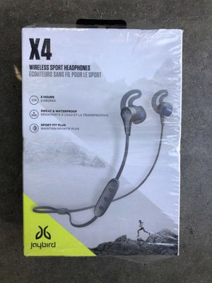 Jaybird X4 Wireless Sports Headphones {NEW}‼️ for Sale in Los Angeles, CA