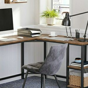 L-Shaped Computer Desk for Sale in Upland, CA