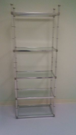 Glass shelving for Sale in Lithonia, GA