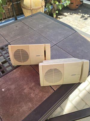 Bose speakers. for Sale in Irvine, CA