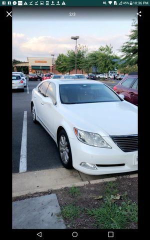 Lexus ls460 for Sale in Arlington, VA