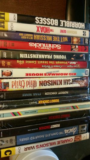 Comedy dvd bundle for Sale in Plymouth, MI