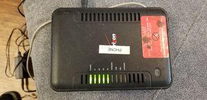 Verizon Westell VersaLink 7500 ADSL2 Modem Router for Sale in Eastvale, CA