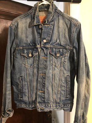 Levi Strauss Jean Jacket for Sale in Columbus, OH