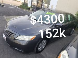 2007 Toyota Camry 4cyl runs and drives excellent only 152k for Sale in Salem, MA