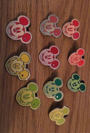 Hidden Mickey Disney pin bundle! for Sale in Watchung, NJ