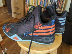 Adidas Light Em Up 2 Size 11.5 Basketball shoes for Sale in Middleton, WI