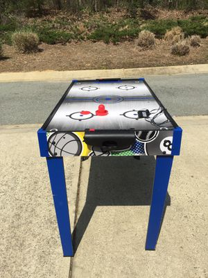 Air Hockey table $25 for Sale in Chapel Hill, NC