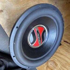 "Cadence Audio Quad voice coil Subwoofer sub 15"" for Sale in Lindenhurst, NY"