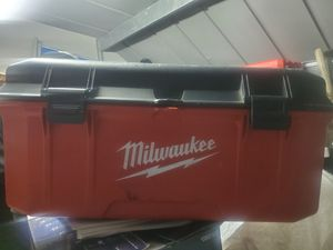 Large Milwaukee tool box for Sale in Torrance, CA