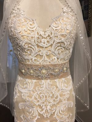 Lace Wedding Dress for Sale in Austin, TX