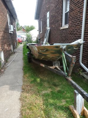 1984 Jon boat for Sale in East Chicago, IN