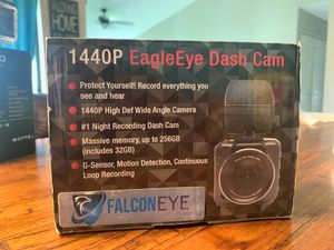 1440P EagleEye Dash Cam for Sale in Poinciana, FL