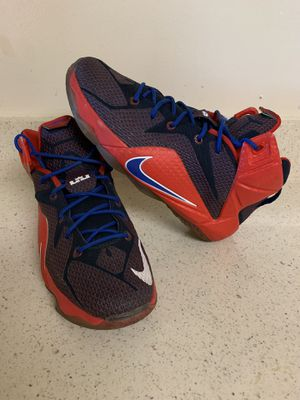 Nike Lebron size 7Y. for Sale in Gaithersburg, MD
