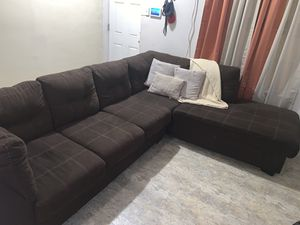 Sectional couch for sale for Sale in Philadelphia, PA