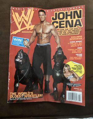 WWE Magazine 2007 for Sale in Fontana, CA