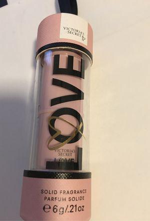 Victoria's Secret LOVE solid fragrance for Sale in Attleboro, MA