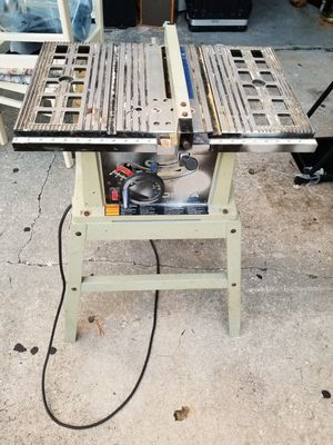 Table Saw for sales for Sale in West Palm Beach, FL