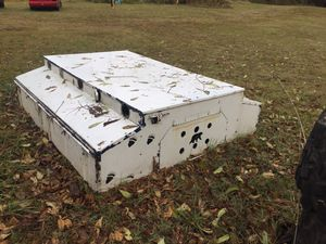 Otr aluminum dog box for Sale in Gladstone, VA