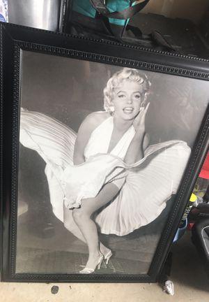 Marilyn Manroe for Sale in Roseville, CA