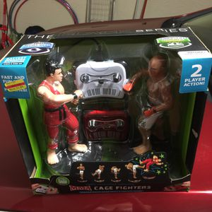 RADIO CONTROLLED SPINNING MMA CAGE FIGHTERS for Sale in Coconut Creek, FL