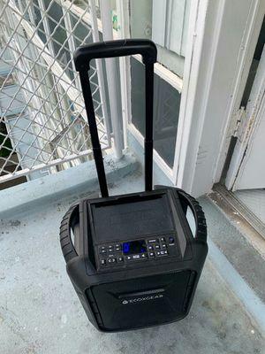 ecoxgear bluetooth waterproof bluetooth speaker for Sale in Chicago, IL