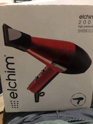 Elchim 2001 hairdryer for Sale in Los Angeles, CA