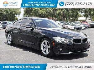 2014 BMW 4 Series for Sale in St. Petersburg, FL