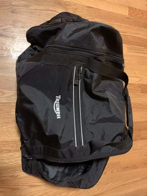 Triumph Duffle Bag for Sale in Woodway, WA